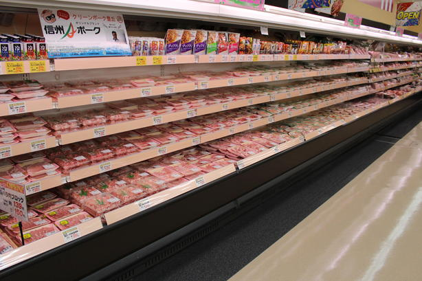 県産・国産100%のお肉で安全・安心です